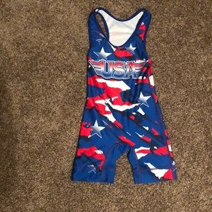 Other - Singlet youth size small. 50-60lbs.